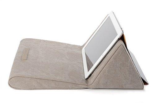 LightKhaki PadPillow 베개는 IPEVO에서 모든 세대의 iPad 용..