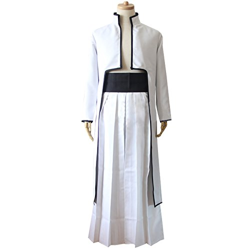 Anime Ulquiorra Cifer Cosplay Costume Full Set