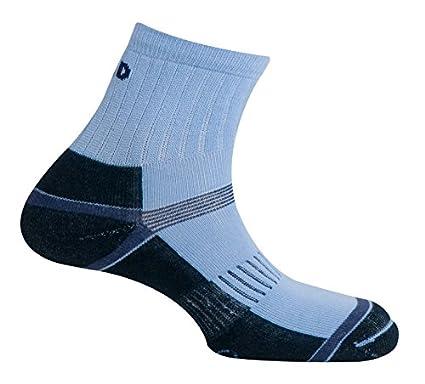 MUND Atlas - Calcetines para Hombre, Color Azul Celeste, Talla XL (46-