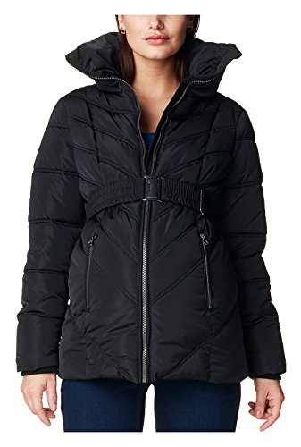 Noppies Women's Maternity Jacket Lene, Black, L by Noppies