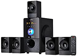 Befree Sound Bfs-440 5.1 Channel Surround Bluetooth Speaker System - Black