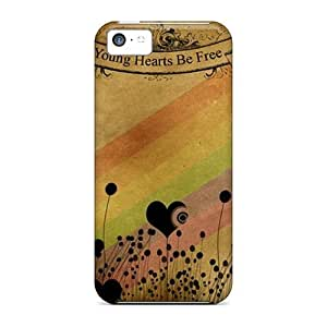 USMONON Phone cases New Fashionable Cover Case Specially Made For Iphone Iphone 5c(i M Free)