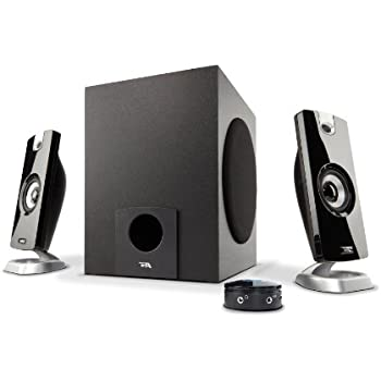 Cyber Acoustics (CA-3090) 18W Computer Speakers with Subwoofer