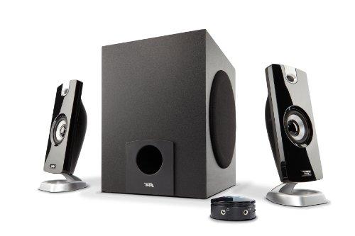Cyber Acoustics CA-3090 10 W 2.1 Channel Speakers