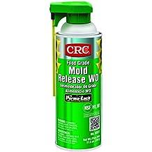 CRC Food Grade Mold Release, 11.5 oz Aerosol Can, Clear