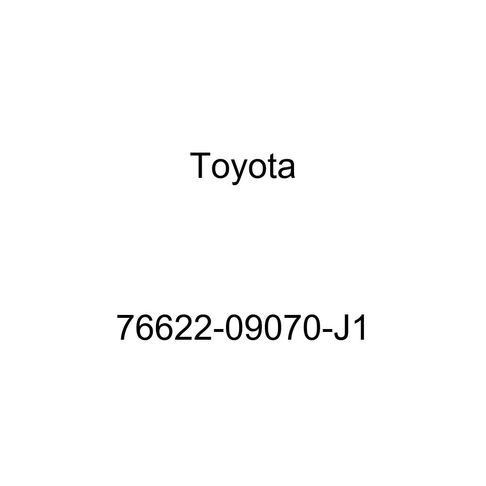 TOYOTA Genuine 76622-09070-J1 Fender Mud Guard Sub Assembly