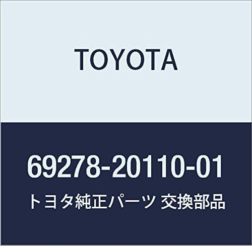 Genuine Toyota 69278-20110-01 Door Handle Bezel