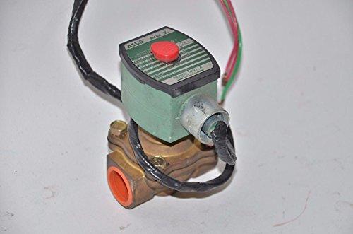 - ASCO MP-C-080 238610-032-D COIL 120V-AC 1/4 IN NPT SOLENOID VALVE D470256