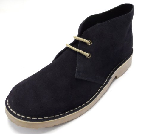 suede 11 colours 5 70s desert navy retro in boots real aqgZ8E