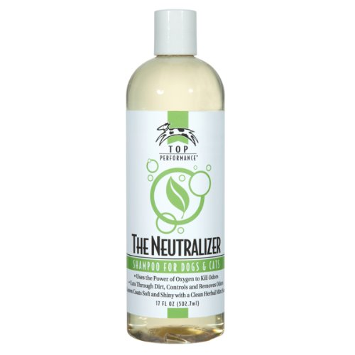 Top Performance The Neutralizer Dog and Cat Shampoo, 17-Ounce, My Pet Supplies
