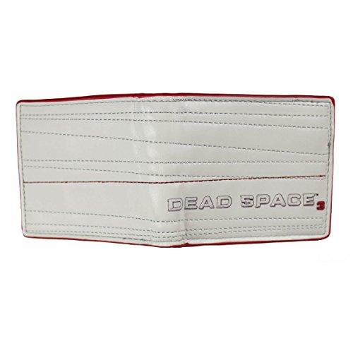 Dead Space 3 - Bianco bifold W / Logo borsa portafoglio