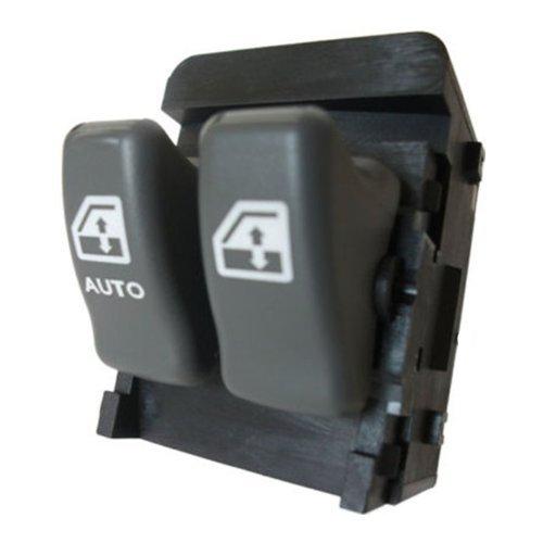 HQRP Electric Power Window Master Switch for 10387304/89047311 PONTIAC MONTANA/PONTIAC TRANS SPORT replacement plus HQRP Coaster