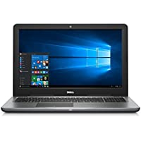 "Dell Inspiron 15 5000 Non-Touch - i5567-1836GRY (15.6"" HD Display, i5-7200U 2.50GHz, 8GB DDR4, 1TB 5400rpm, DVD-RW, Bluetooth 4.2, Windows 10 Home 64)"