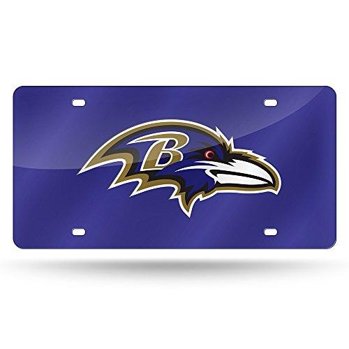 Baltimore Ravens License Plate - 4