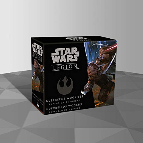 Wave 3 - Guerreiros Wookie - Expansão, Star Wars Legion Galápagos Jogos Diversos