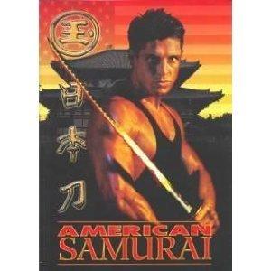 American Samurai [Alemania] [VHS]: Amazon.es: David Bradley ...