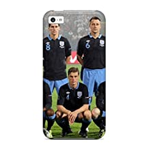 Iphone 5c Case Cover England Team World Cup 2014 Case - Eco-friendly Packaging