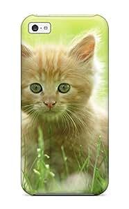 fenglinlinOscar M. Gilbert's Shop 7493514K51138087 Defender Case For ipod touch 5, Cute Kitten Pattern