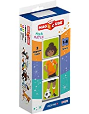 Geomag- Sports Magnetic Cubes, 111