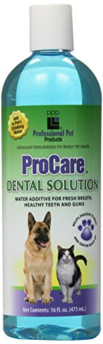 PPP Pet Pro-Care Dental Solution, 16-Ounce