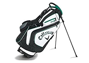 Callaway 2016 Chev Stand Bag, White/Black/Green
