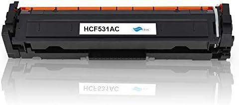 3 Toner compatible con HP cf531 a/cf532 a/cf533 a para LaserJet ...