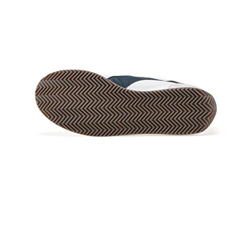 Stone Diadora BLU Adulte 12 Equipe Chaussures Wash Mixte Basses BIANCO ROSSO pqq5wZP