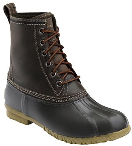 G H  Bass   Co  Mens Dixon Boot Chocolate Brown Leather Us 12 M
