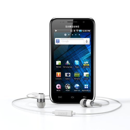 Samsung 4-Inch Galaxy Player (Discontinued by Manufacturer)