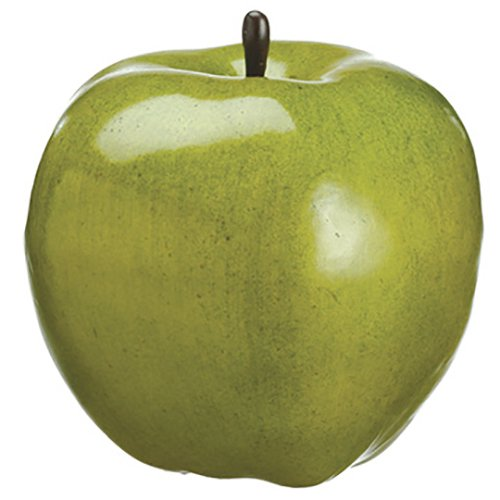 5.5'' Artificial Apple -Green (pack of 12)