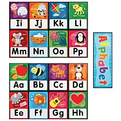 Carson Dellosa Alphabet Bulletin Board Set (119004) ()
