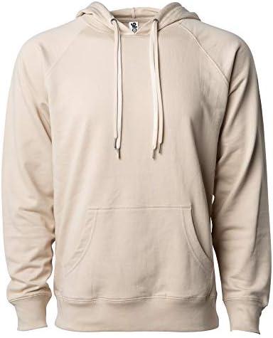 Global Blank Basic Lightweight Pullover Hoodie Sweatshirt For Women