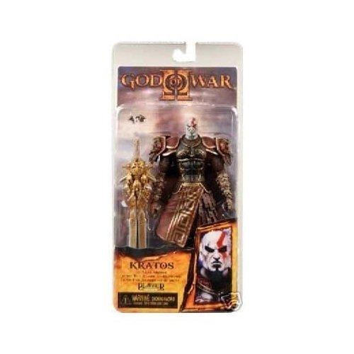 NECA God of War 2 Video Game Action Figures Series 1 Kratos
