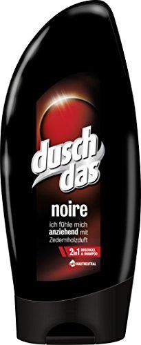 Duschdas For Men Duschgel Noire, 6er Pack ( 6x250 ml)