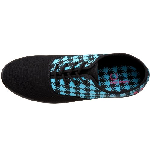 FRED PERRY COXSON HOUNDSTOOTH Azul