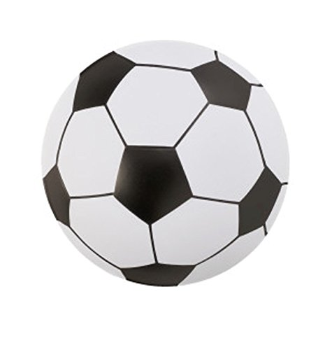 Soccer Pop Top Cake Topper - 1 Piece - National Cake Supply]()