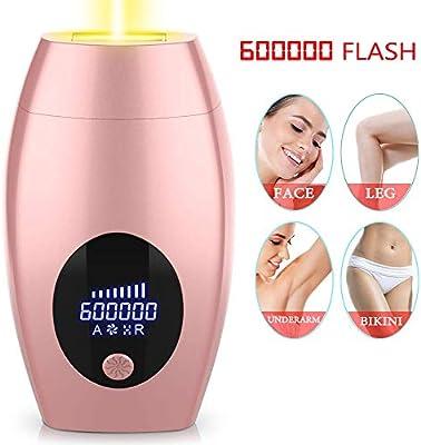 Fanping 600000 Flashes Ipl Laser Epilator Permanent Hair Removal