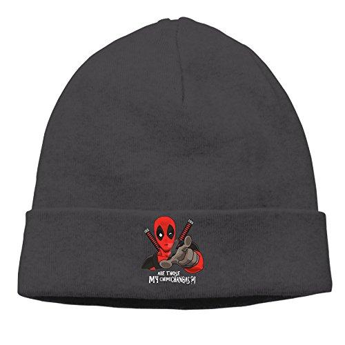 Deadpool 2 Lauren Shuler Donner Chicago Cap Cool Beanie Knit Hat Christmas Flags