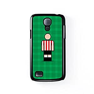 Brentford Black Hard Plastic Case for Samsung? Galaxy S4 Mini by Blunt Football + FREE Crystal Clear Screen Protector