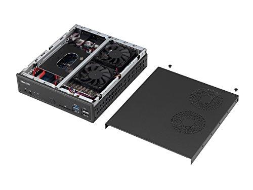 Shuttle XPC Slim DH170, Intel Skylake H170 chipset LGA 1151 i3/i5/i7/Pentium, Support 4K Ultra HD, Heatpipe Cooling Module by Shuttle (Image #6)