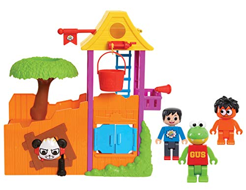RYAN'S WORLD 79236 Ultimate Tree House, Multicolor