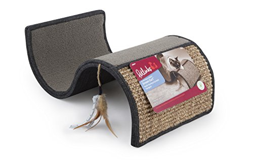 Petlinks-Dream-Curl-Multi-Surface-Cat-Scratcher-with-Catnip-Toy