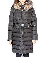 Moncler Women's Fur Trimmed Padded Coat