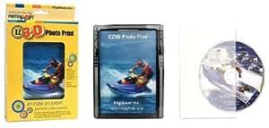 3D Picture Frame: EZ3D Photo Print