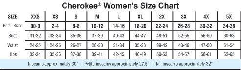 Amazon com cherokee workwear women s scrub set mock wrap top low