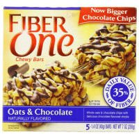 Fiber One Protein Chewy Bars Caramel Nut 5.85 OZ (Pack of 12) by Fiber One