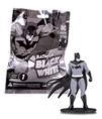 Wave 1 Figure Case - DC Collectibles Batman Black & White