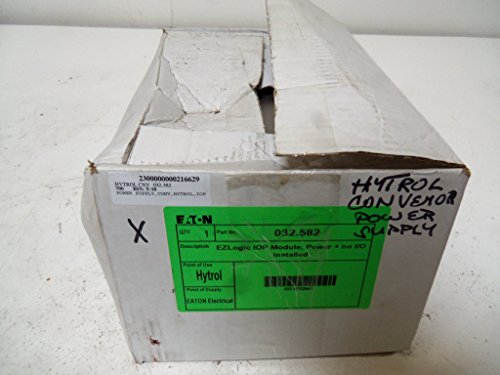 EATON HYTROL 032.582 EZLOGIC IOP MODULE *NEW IN BOX*