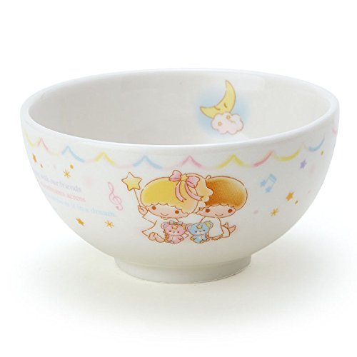 [Sanrio Little Twin Stars rice bowl starry sky dance From Japan New] (Bowl Of Rice Costume)