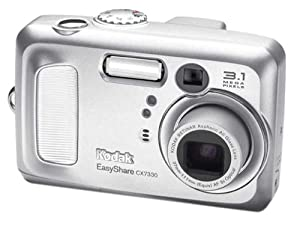 Kodak Easyshare CX7330 3.1 MP Digital Camera with 3xOptical Zoom (OLD MODEL)
